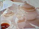 英国紅茶《お茶会の招待状》