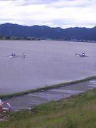 岡山大学漕艇部 2008