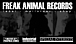 FREAK ANIMAL RECORDS