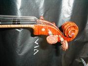 バイオリンに名前をつけた!
