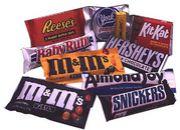 アメリカのお菓子研究室