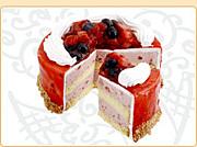 *アイスクリームケーキ*
