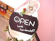 **love handmade**ショコラん。
