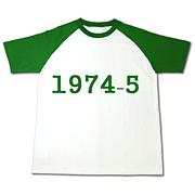 1974−1975 バイク乗り