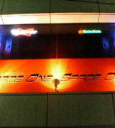 sports cafe SPACEONE