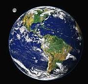 太陽系第三惑星地球