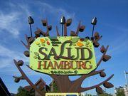 SALUDハンバーグが好き!!