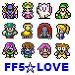 FF5をこよなく愛す会