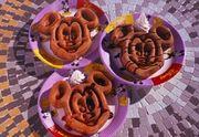 ディズニーと愉快な食べ物達☆