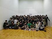 日本全国ラケットボールの絆☆