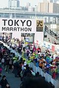 東京マラソンで100倍返しだ!