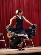 フラメンコを踊る森脇美保が好き