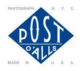 POST O'ALLS / CORONA