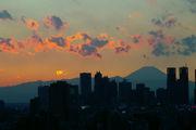 展望台と遠景、首都圏関東版