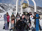 賭雪 〜SNOWBOARD team〜