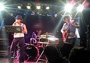 ageha with bluesky band