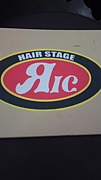 Hair stage Ric