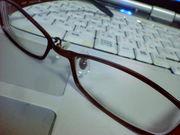 似合うメガネを選んであげたい