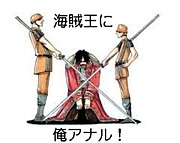 海賊王に俺アナル!