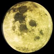 スピリチュアル お月様を頂こう