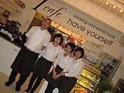 1 cafe [明洞の素敵なカフェ☆]