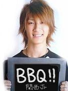 関ジュ BBQ!!
