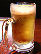 一杯目のビールがたまらない