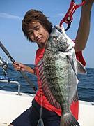 福岡船釣り爆釣(したい)会