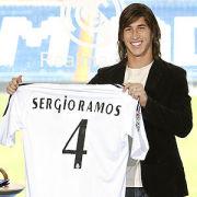 Sergio Ramos セルヒオ・ラモス