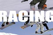 スノーボードでレース(大会)