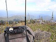 山とフリラ・無線