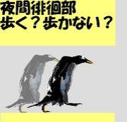 夜間徘徊部(ウォーキング)