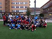 帝京大学サッカーサークル♪