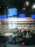Bowling楽しんで巧くなっちゃお