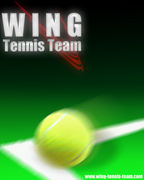 Wing Tennis Team 1980