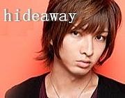 佐々木喜英『hideaway』