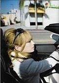 女性スーパーカー乗り☆
