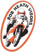 BOB HEATHのヘルメットシールド