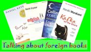 Talking about foreign books