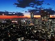 東京(・∀・)/オフ〜ァァ