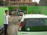 洗車が好き。