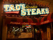 TAD'S STEAKS San Francisco
