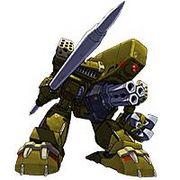重装甲陸戦兵器 ワイズダック