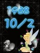 1988年10月02日生まれ