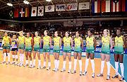 世界バレー ブラジル女子代表