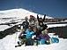富士山スノーボード滑走隊