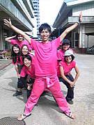 ピンクのジャージ会とZ会