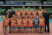 バレーボールオランダ女子代表