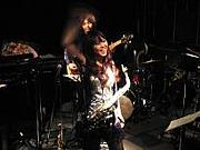 永井泰子 (SAX PLAYER)