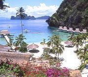 フィリピン パラワン諸島